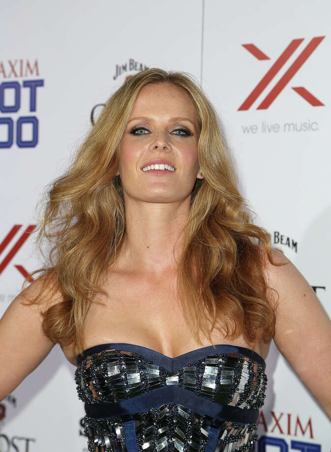 Rebecca Mader arrives for Maxim's Hot 100 Celebration at Create Nightclub on May 15, 2013 in Hollywood, California. Photo: Chelsea Lauren, WireImage / 2013 WireImage