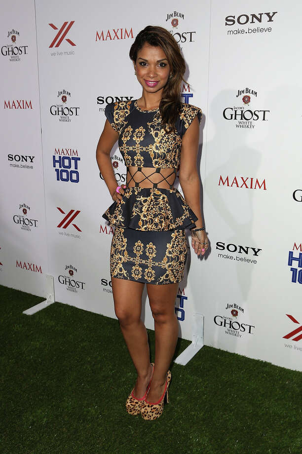 Marissa Lauren arrives for Maxim's Hot 100 Celebration at Create Nightclub on May 15, 2013 in Hollywood, California. Photo: Chelsea Lauren, WireImage / 2013 WireImage