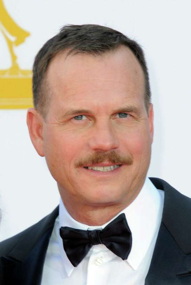 Actor Bill Paxton arrives at the 64th Primetime Emmy Awards at the Nokia Theatre on Sunday, Sept. 23, 2012, in Los Angeles.  (Photo by Jordan Strauss/Invision/AP) Photo: Jordan Strauss / Invision
