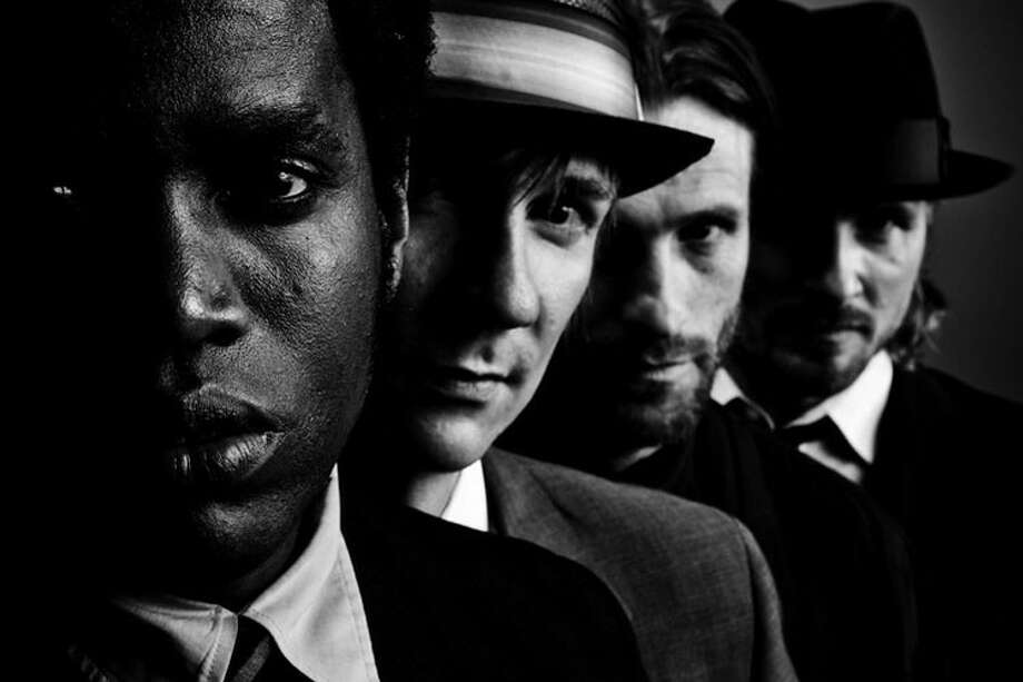 Vintage Trouble 2 p.m. June 1, Saturn Stage  Vintage Trouble won the 2011 Classic Rock Award for best new band.