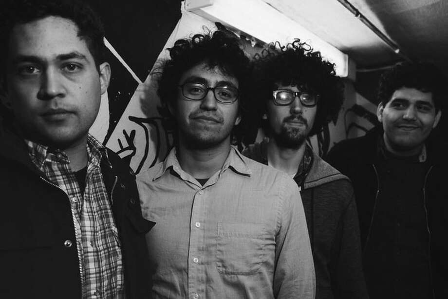 Young Mammals  6:40 p.m. June 1, Jupiter Stage  Young Mammals is like a blend of Pixies and pop punk sensibilities.