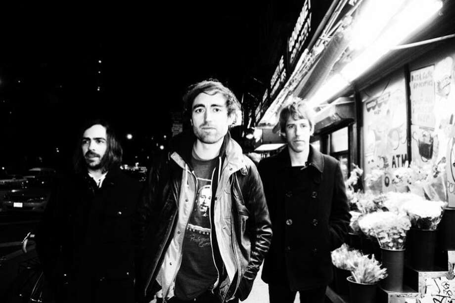 """A Place To Bury Strangers8:20 p.m. June 1, Jupiter StageAPlace To Bury Strangers have often been called """"the loudest band in New York""""."""