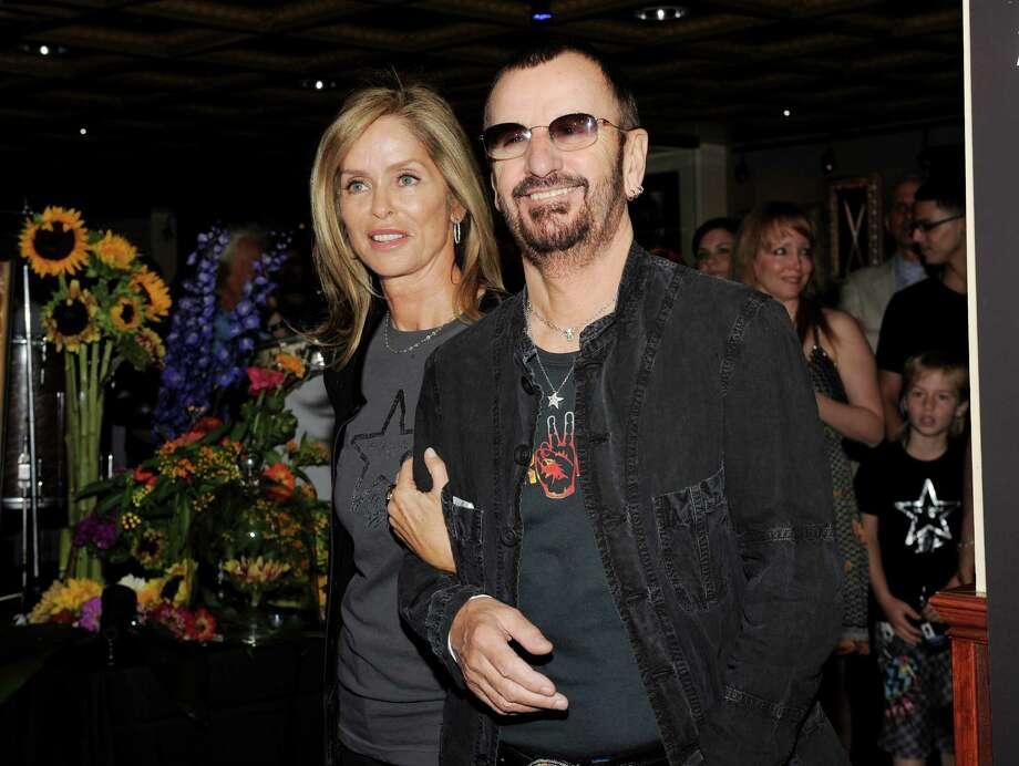 Musician Ringo Starr Photo: Evan Agostini, AP / AGOEV