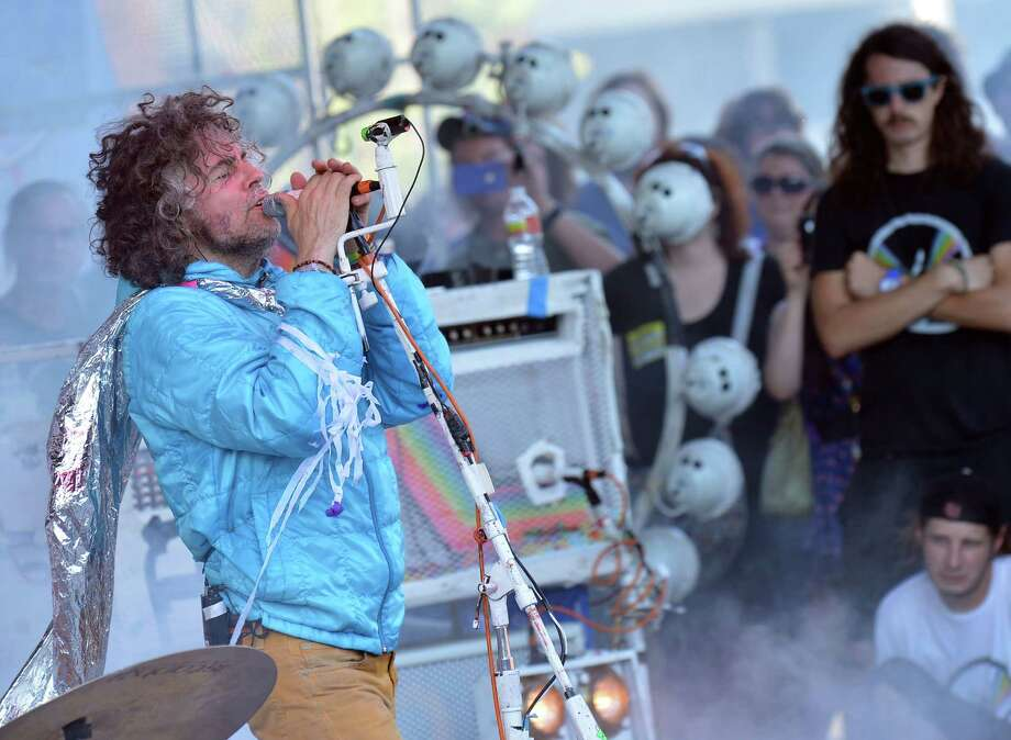 The Flaming Lips Photo: Rick Diamond, Getty Images / 2012 Getty Images