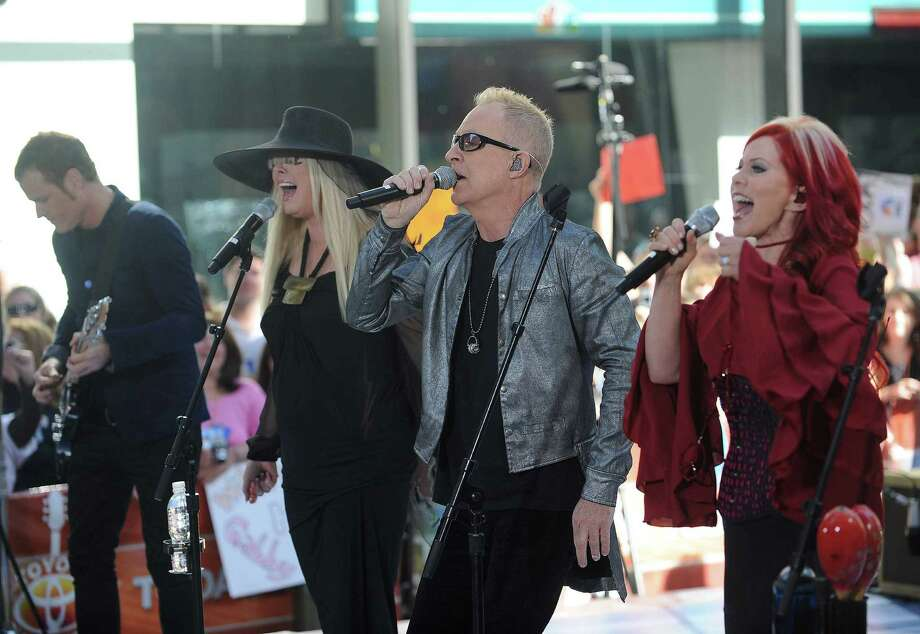 The B-52's Photo: Brad Barket, Getty Images / Getty Images North America