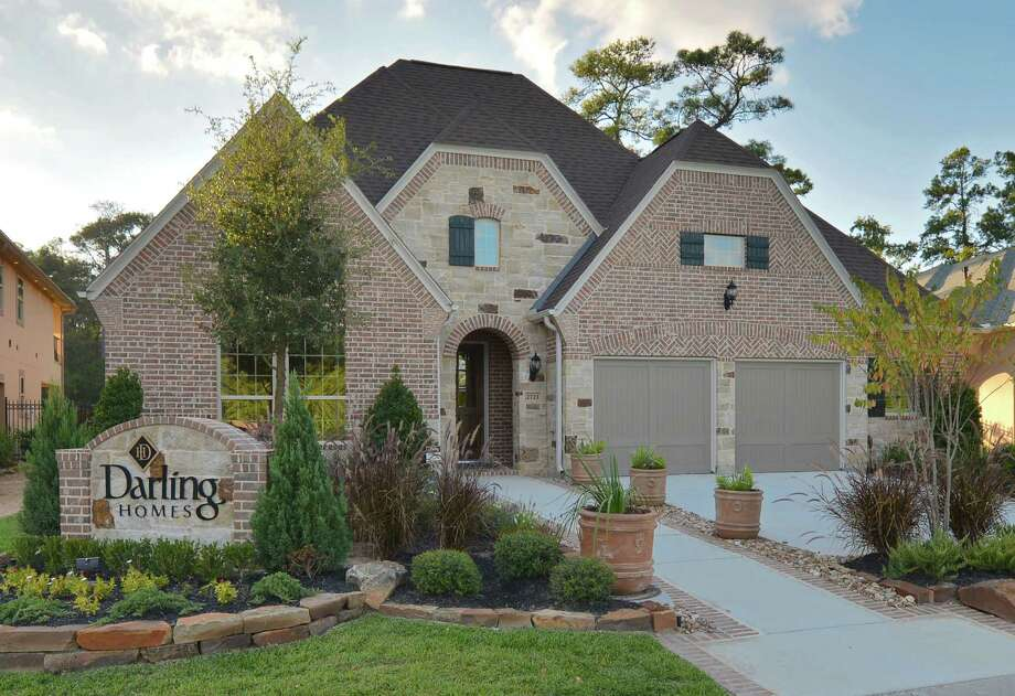 Darling Homes offers its patio homes in five area communities. Photo: Jason Oleniczak / 2011©LuxuryFoto.com