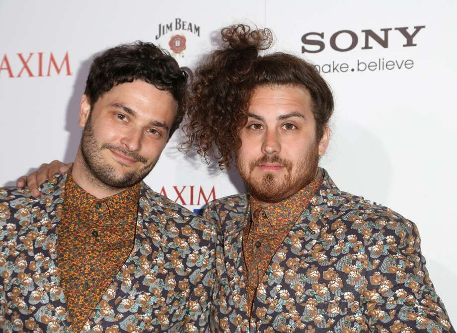 HOLLYWOOD, CA - MAY 15:  Music group Dale Earnhardt Jr. Jr. arrive for Maxim's Hot 100 Celebration at Create Nightclub on May 15, 2013 in Hollywood, California.  (Photo by Chelsea Lauren/WireImage)