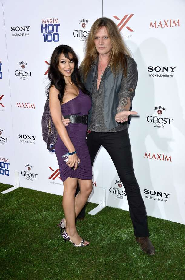 HOLLYWOOD, CA - MAY 15:  Musician Sebastian Bach attends the Maxim Hot 100 Party at Create on May 15, 2013 in Hollywood, California.  (Photo by Frazer Harrison/Getty Images)