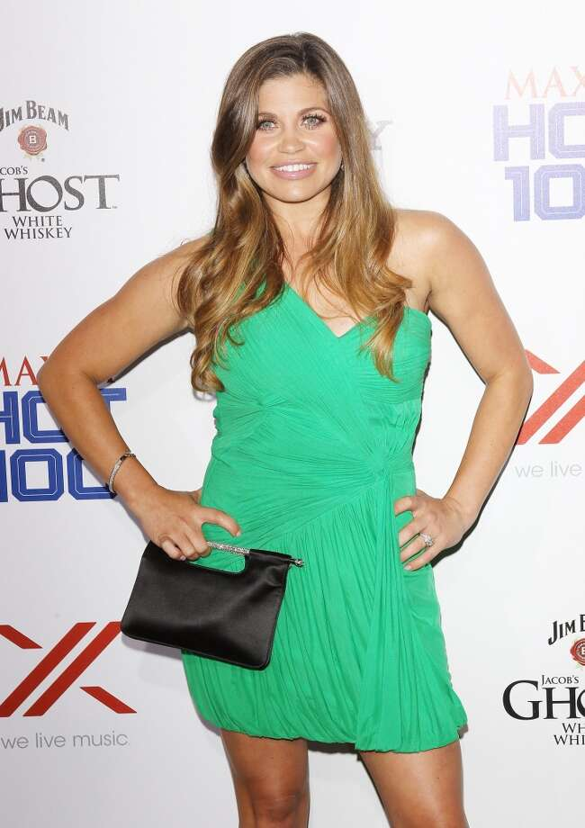 HOLLYWOOD, CA - MAY 15:  Danielle Fishel arrives at the Maxim 2013 Hot 100 Party held at Create on May 15, 2013 in Hollywood, California.  (Photo by Michael Tran/FilmMagic)