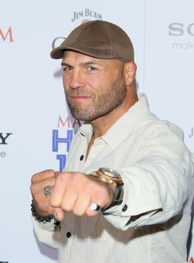 HOLLYWOOD, CA - MAY 15: Randy Couture attends the Maxim 2013 Hot 100 party held at Create on May 15, 2013 in Hollywood, California. (Photo by JB Lacroix/WireImage)