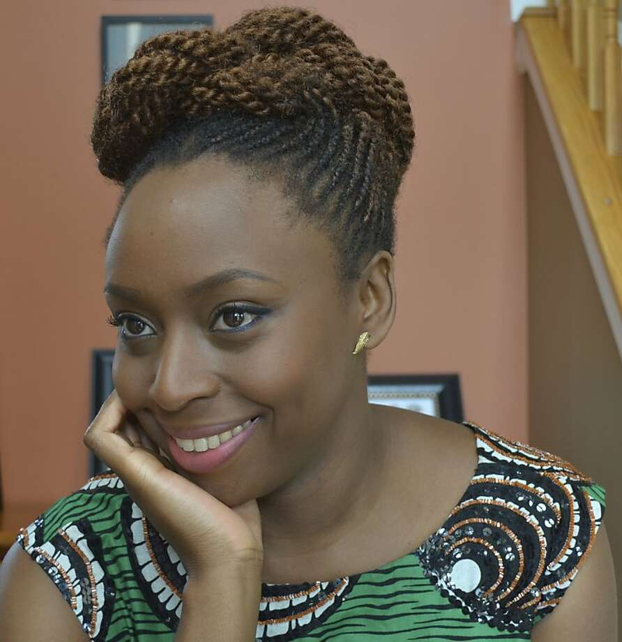 Chimamanda Ngozi Adichie Photo: Ivara Esege