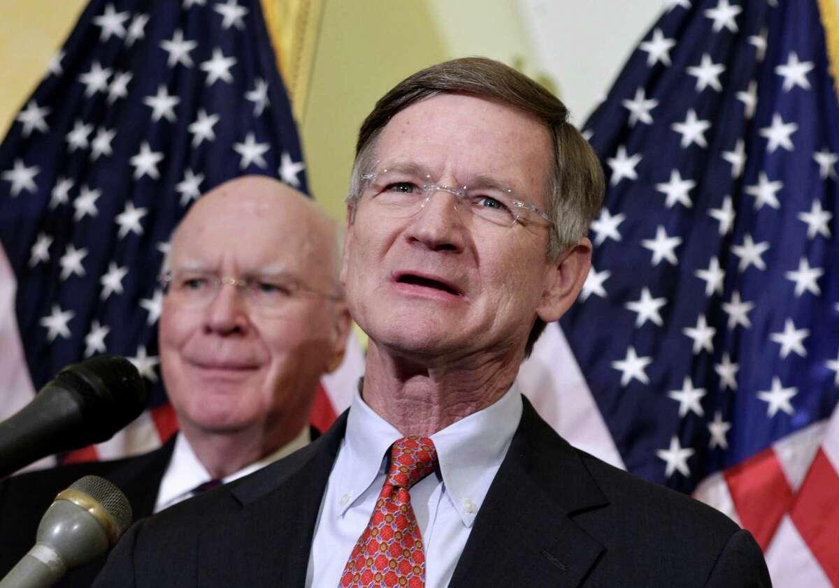 Rep. Lamar Smith, R-San Antonio, is the former chairman of the House Judiciary Committee and serves on the immigration subcommittee. He represents Texas' 21st Congressional District.