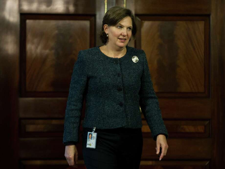 State Department spokeswoman Victoria Nuland was caught in an interagency turf war. Photo: File Photo, Getty Images
