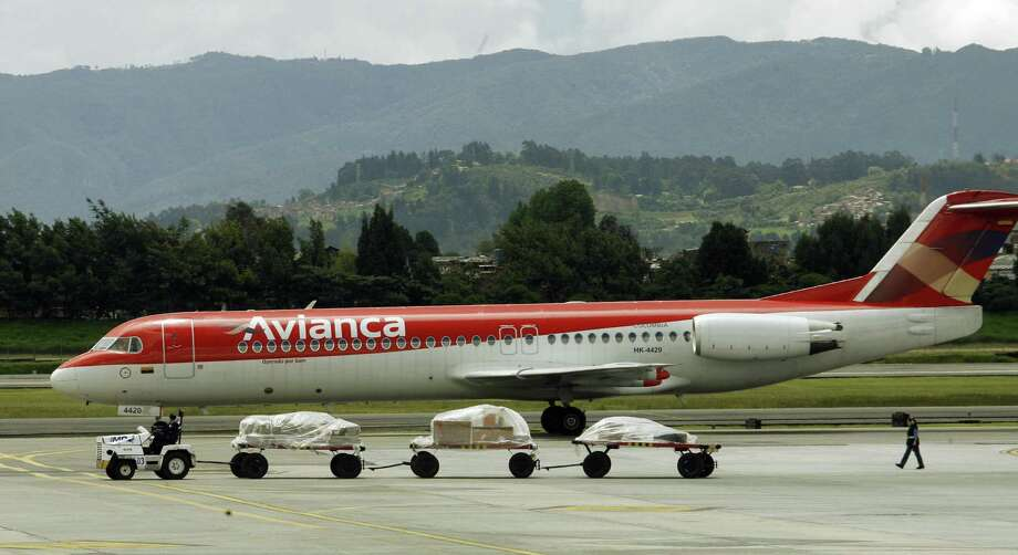 Avianca is the longtime flag carrier of Colombia, whose government is in peace talks with rebels it has fought for decades. Photo: RODRIGO ARANGUA, AFP/Getty Images / 2007 AFP