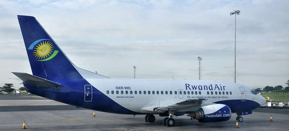 RwandAir started up as a new national carrier for Rwanda on Dec. 1, 2002, eight years after the genocide that still mars the country's reputation. Photo: Hansueli Krapf, Wikimedia Commons