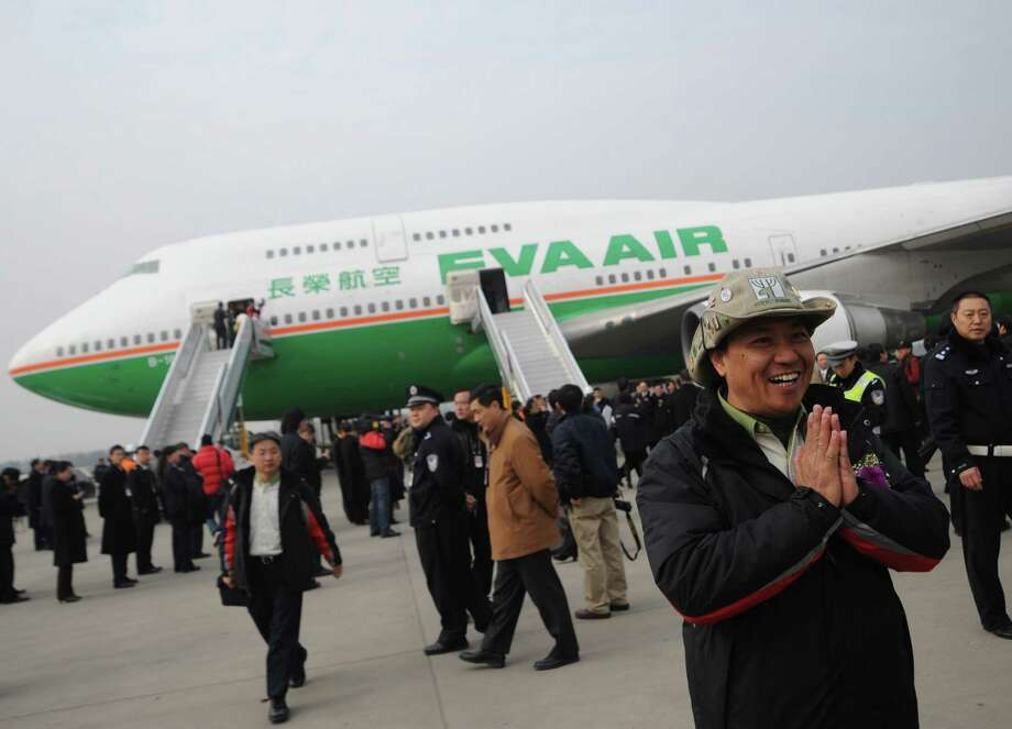 Eva Airways is the second-largest carrier in Taiwan, after China Airlines. Photo: China Photos, Getty Images / 2008 China Photos