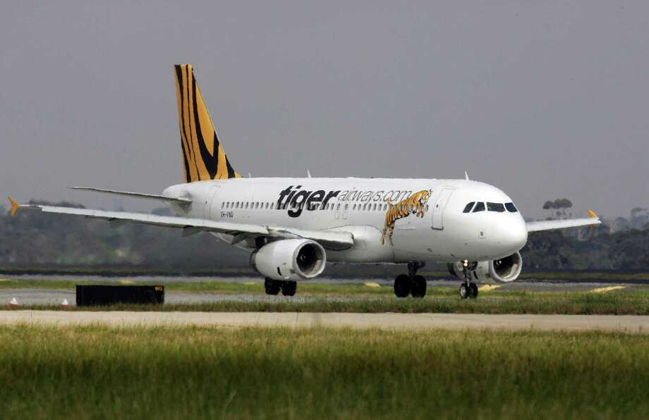 Tiger Airways is a low-cost airline based in Singapore. Photo: Scott Barbour, Getty Images / 2011 Getty Images