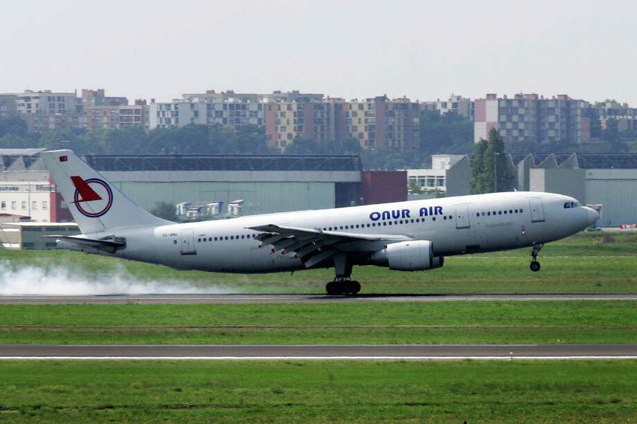 Turkey's Onur Air mostly operates within that country. Photo: LIONEL BONAVENTURE, AFP/Getty Images / 2005 AFP