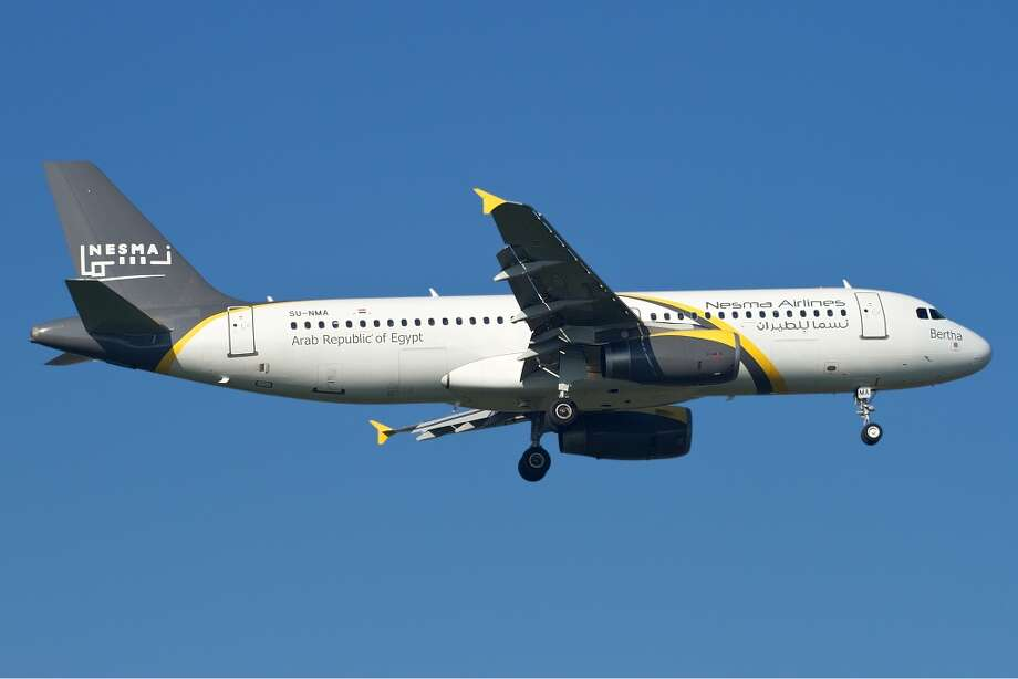 Nesma Airlines is based in Cairo, but is trying to make a name for itself in the European tour business. Photo: Fabrizio Berni, Wikimedia Commons