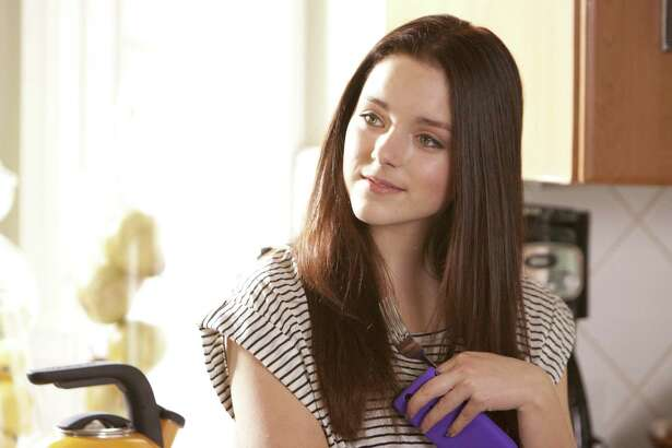"San Antonio native Madison Davenport co-stars with Anne Heche as her daughter in ""Save Me,"" which debuts Thursday."