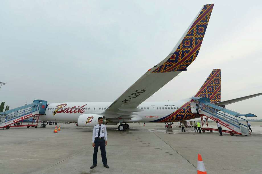 And lesser known is new Lion Air subsidiary Batik Air. Photo: ADEK BERRY, AFP/Getty Images / AFP