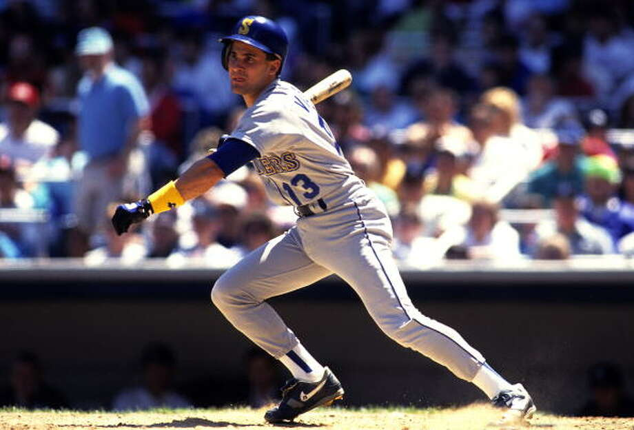 1991: June 15 – Detroit Tigers 2, at Mariners 15Seattle's Dave Cochrane went 2-for-4 with five RBI, and Pete O'Brien had two doubles as the Mariners jumped out to a big lead and never looked back.  Photo: Ronald C. Modra/Sports Imagery, Getty Images / 1991 Ronald C. Modra/Sports Imagery