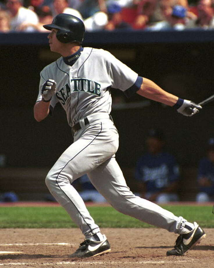 1995: Four games with 15 runs, including two-consecutive  May 2 – Mariners 15, at Texas Rangers 3  The M's played brilliant small ball when they finally broke out with an eight-run eighth inning and five-run ninth. Joey Cora and Jay Buhner each had three RBI, yet no one hit a homer.   May 24 – Boston Red Sox 6, at Mariners 15  The M's outlasted the BoSox in this career game for third baseman Mike Blowers, who batted in eight runs on 4-for-5 hitting including a home run, two doubles and a triple.   Aug. 5 – Mariners 15, at Oakland Athletics 9  The Mariners were making their run into the franchise's first postseason, and they were unstoppable. Tino Martinez hit a three-run shot and Mike Blowers finished with four RBI.   Aug. 6 – Mariners 15, at Oakland Athletics 8  The next day, the M's did it again in Oakland. Red-hot Mike Blowers hit a three-run homer and finished with four RBI, and Seattle won big despite getting out-hit 16 to 17.  Photo: Peter Aiken, WireImage / WireImage