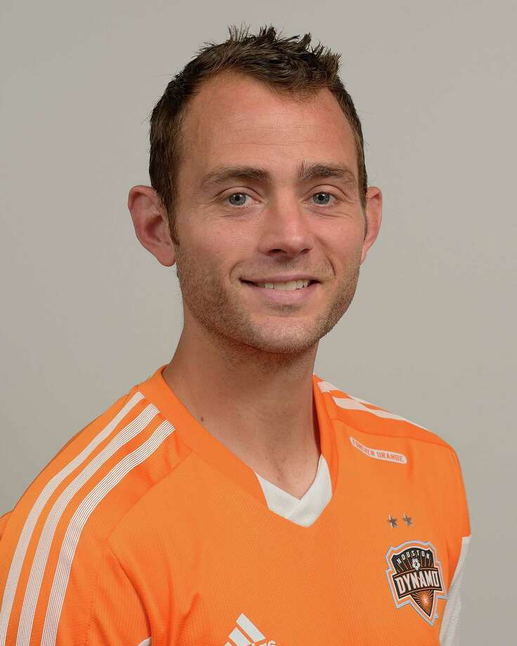 Brad Davis Houston Dynamo  2013 team photo Photo: NA / © Wilf Thorne