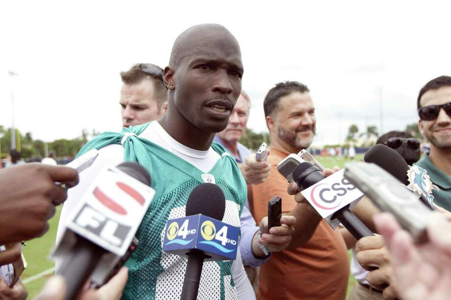 A Florida judge issued a warrant for Chad Johnson's arrest for failing to report to his probation officer.