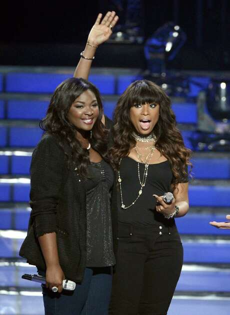"""R&B vocalist Candice Glover sang """"I Am Beautiful"""" after winning the """"American Idol"""" title."""