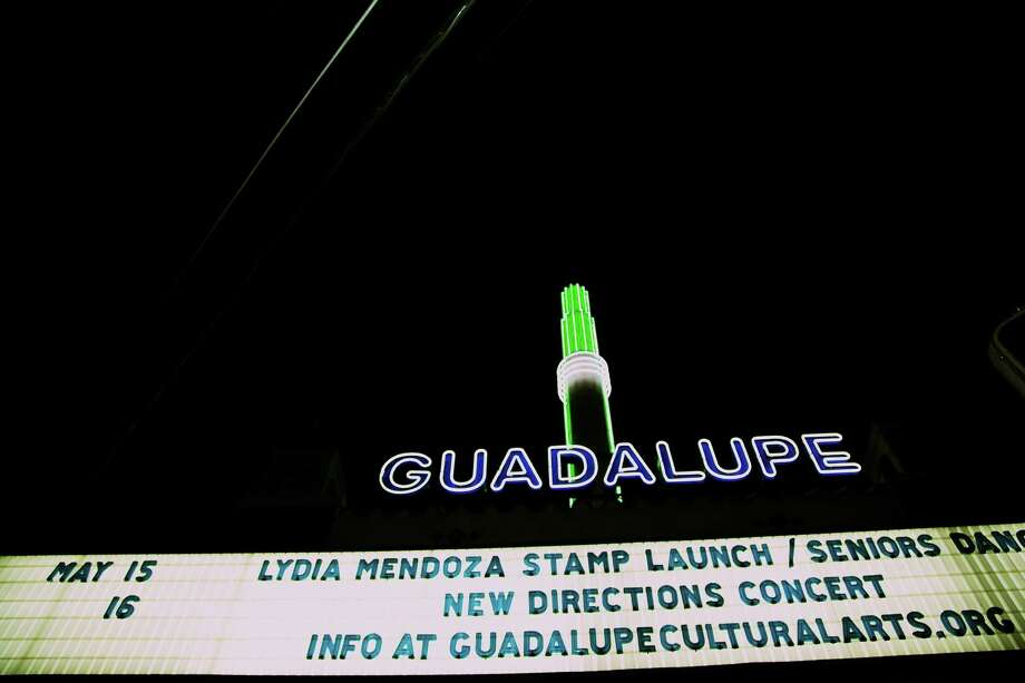 San Antonians gathered at the Guadalupe Theater to enjoy a great variety of bands for a night of conjunto music.