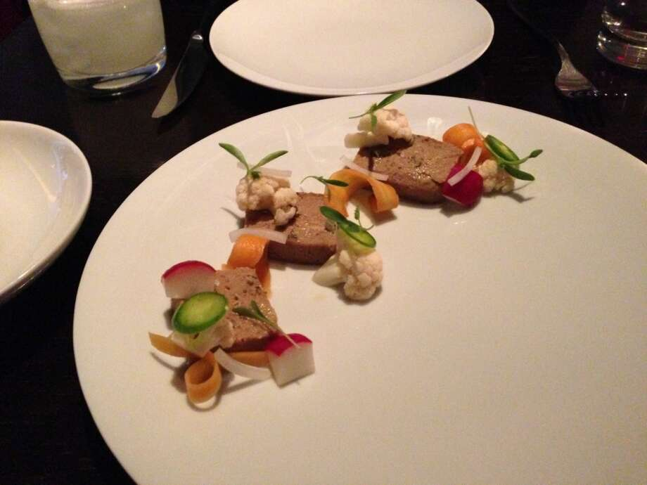 Carnita rillettes at Empellon Cocina