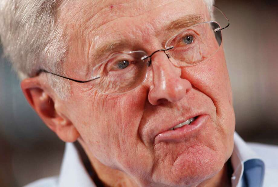 6. Charles KochNet worth: $45.2 billionWhy he's so rich: He's a mega-investor. Photo: BO RADER / Wichita Eagle