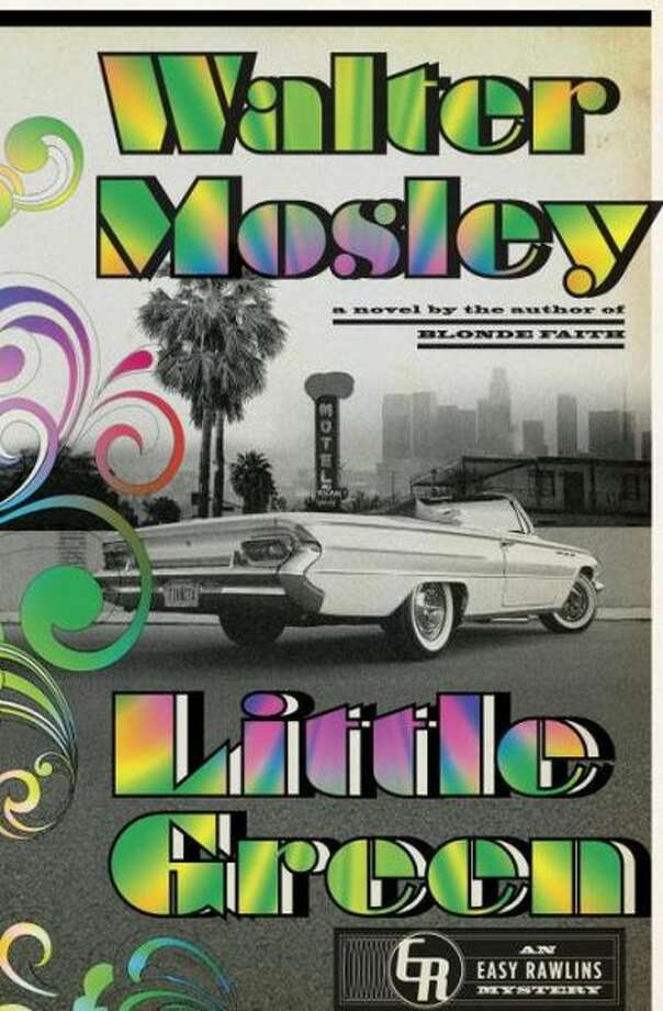 """Little Green"" by Walter Mosley Photo: Xx"