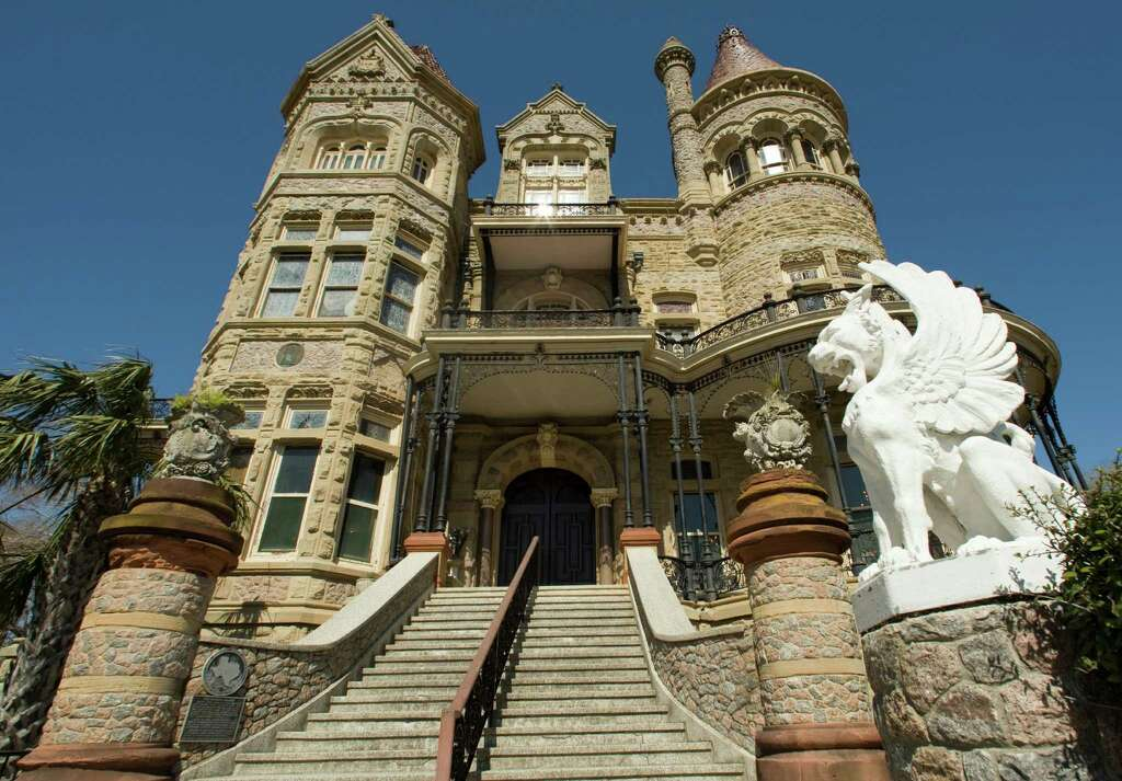 Walter Gresham House, Or Also Known As Bishopu0027s Palace What Fox Said: The  Galveston