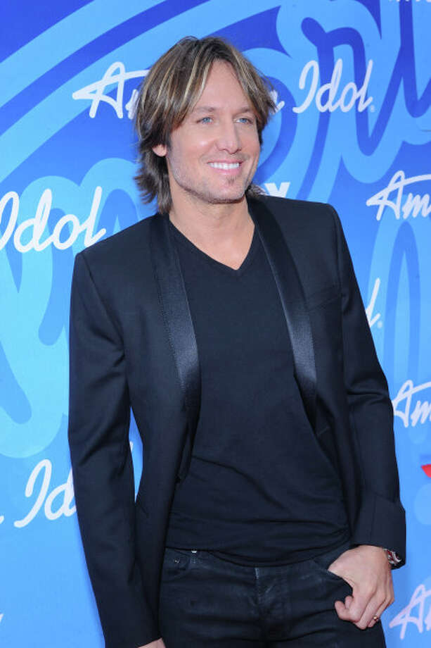 AMERICAN IDOL: AMERICAN IDOL Judge Keith Urban arrives on the red carpet for the  season 12 AMERICAN IDOL GRAND FINALE at the Nokia Theatre on Thursday. May 16, 2013 in Los Angeles, California.  CR: Ray Mickshaw/FOX