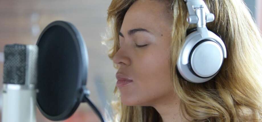 "Beyonce in her new documentary, ""Beyonce: Life Is But a Dream."" Photo: Parkwood Entertainment"