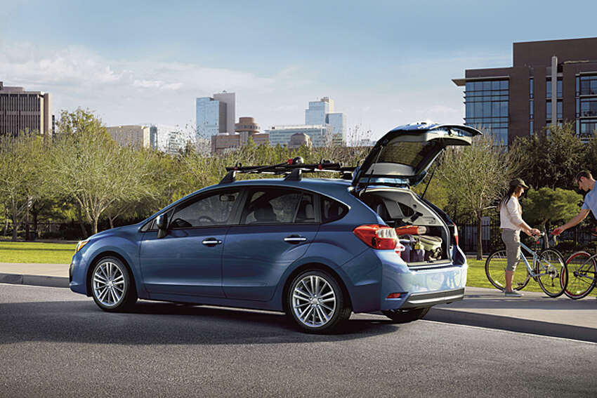 2013 Subaru Impreza 2.0i Premium Hatchback (photo courtesy Subaru)