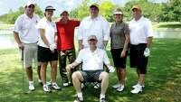 John Daugherty, Realtors takes 1st place in Swing for the Cure - Photo