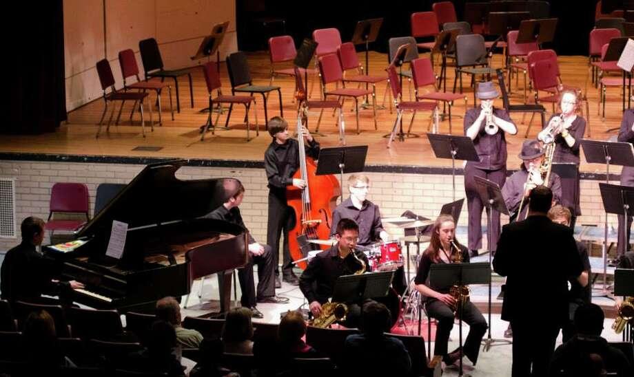 ESYO's Youth and Repertory Jazz Ensembles will play Saturday, May 18.