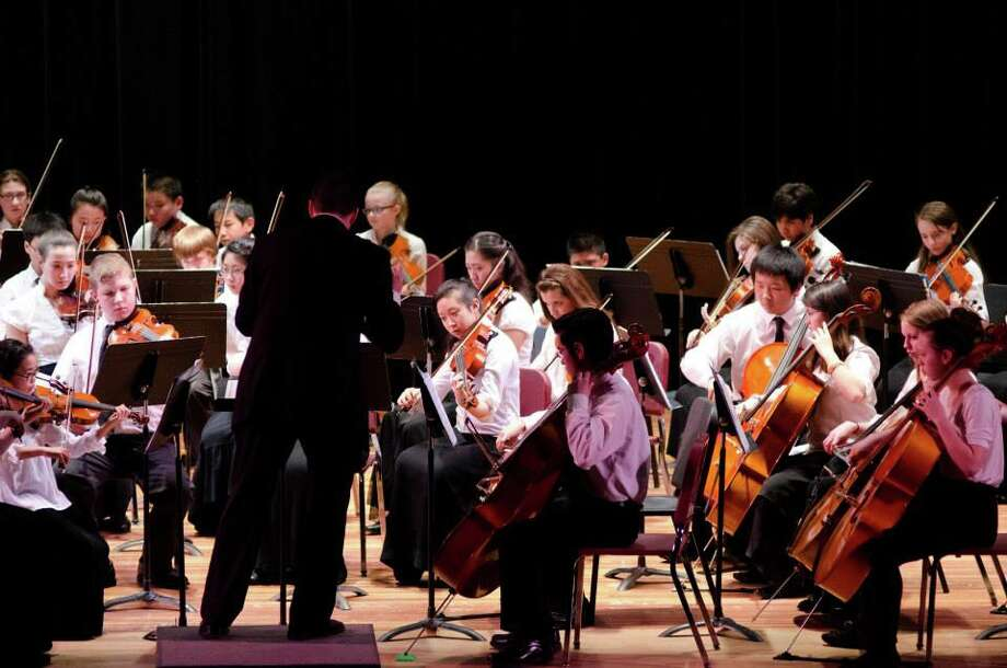 ESYO's String Ensemble will play Sunday, May 19.