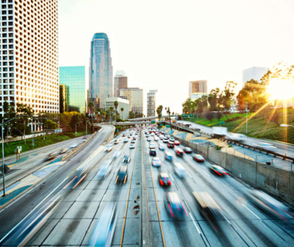 9. Los Angeles: 12 percent