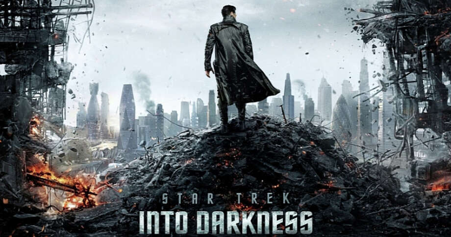 "The latest episode in the new ""Star Trek"" movie series, ""Into Darkness,"" is now playing in area theaters. Photo: Contributed Photo / Westport News contributed"