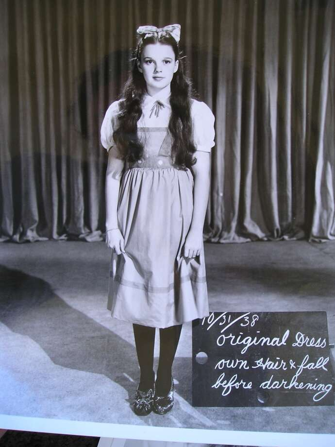 Costume photo taken on the Wizard of Oz set