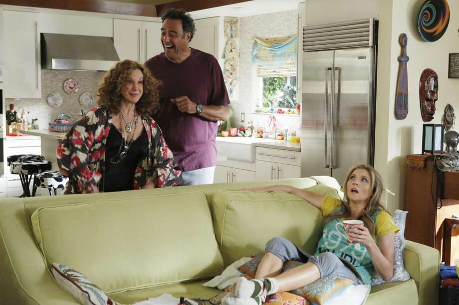 HOW TO LIVE WITH YOUR PARENTS (FOR THE REST OF YOUR LIFE) - From the left: Elizabeth Perkins, Brad Garrett and Sarah Chalke