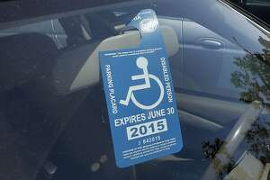 How paying to park could help disabled and curb placard abuse - Photo