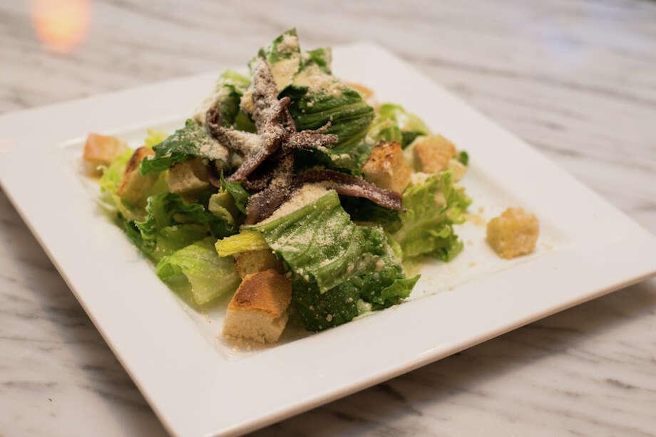 Insalata Cesare romain lettuce, croutons, parmigiano, homemade Caesar dressing - $9