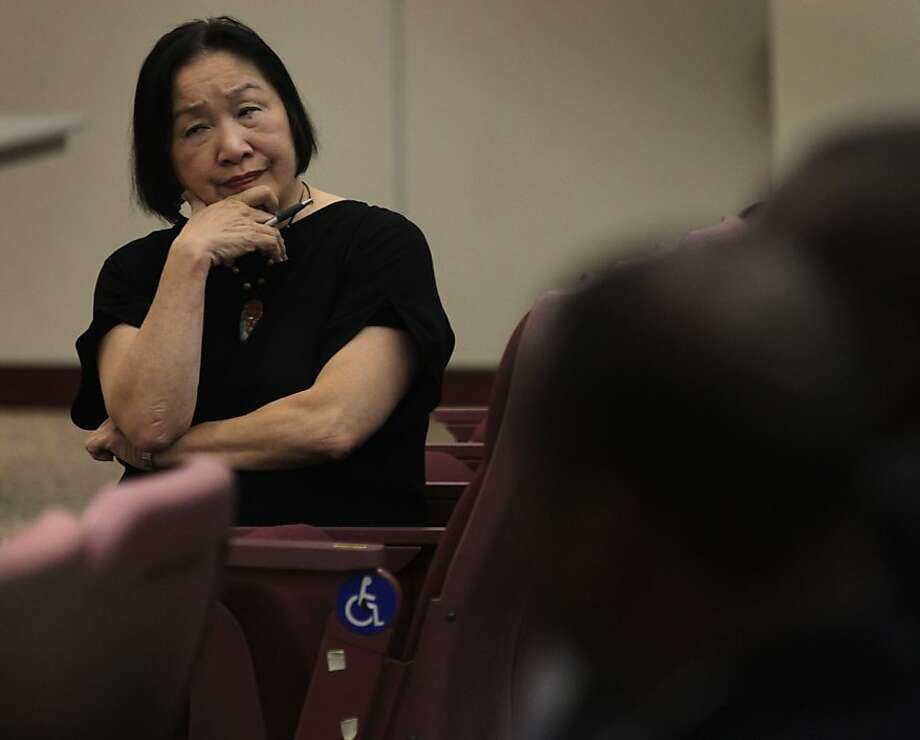 Oakland Mayor Jean Quan did not get the health care and pension concessions she initially asked for from the unions. Photo: Paul Chinn, The Chronicle