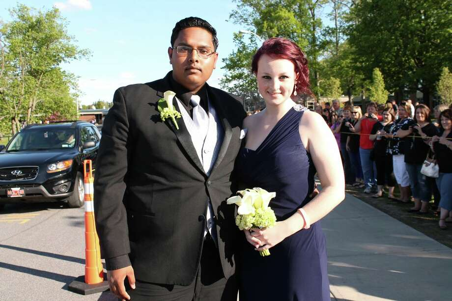 Were you Seen at the Schalmont High School Prom at the Glen Sanders Mansion in Scotia on Friday, May 17, 2013? Photo: Jackson Wang