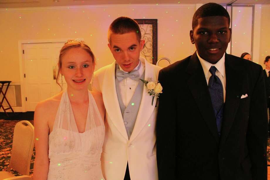 Were you Seen at the Cohoes High School Prom at the River Stone Manor in Glenville on Friday, May 17, 2013? Photo: Jackson Wang
